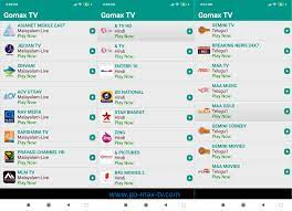Gomax Live TV Mod APK Download free for Android Latest v6.1 - ApkBless
